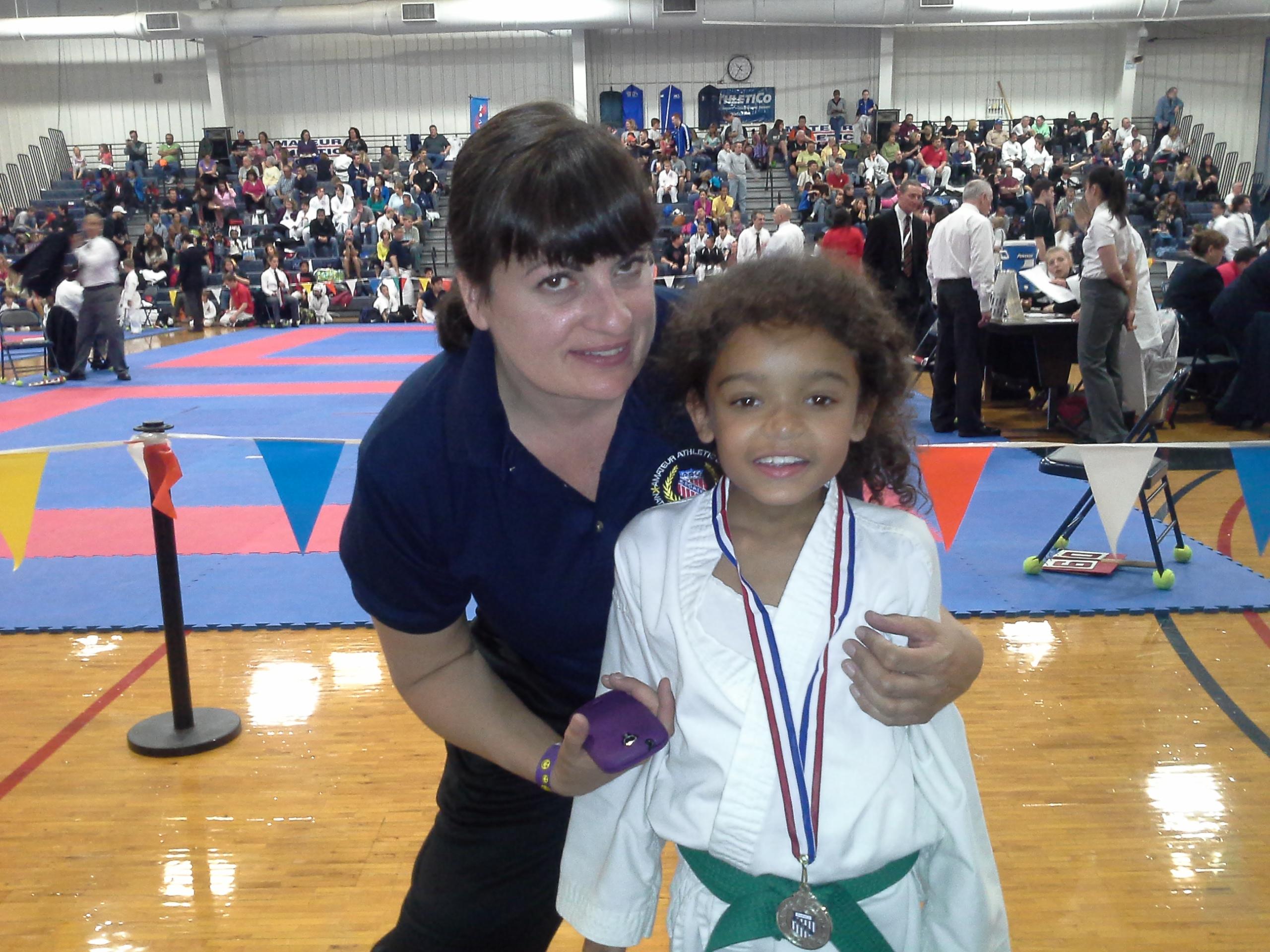 Students Shine At AAU Championships