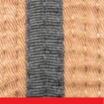 Brown W/ Black Stripe Belt – Red Tip - 1st (Ichi) Kyu – Red Tip